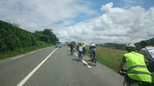 49,3 km anti-Loi Travail sur la côte basque